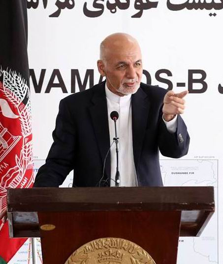 Ghani issues new directives for safety in Kabul's Hamid Karzai Int'l Airport