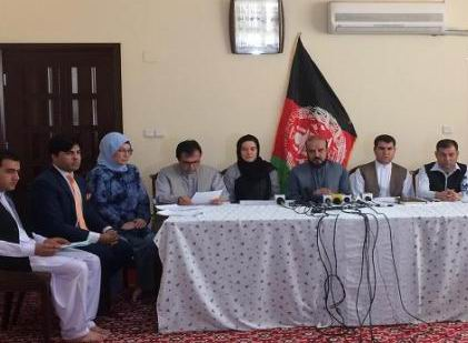 IEC unveils final list of candidates from 33 provinces