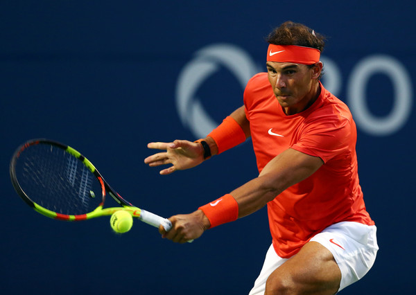 Nadal routs Paire to reach third round in Toronto