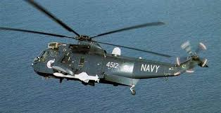 One martyred as Navy helicopter crashes in Arabian Sea