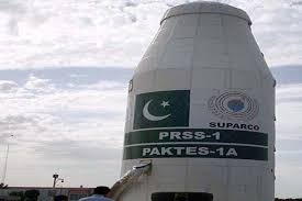 Pak's satellites PRSS- 1, PakTES-1A become fully operational