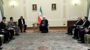 Rouhani Tehran determined to deepen ties with Pyongyang
