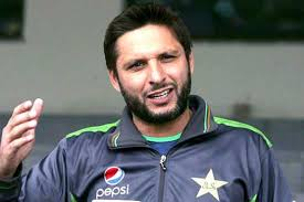 Shahid Afridi appreciates Najam Sethi for his services to the PCB