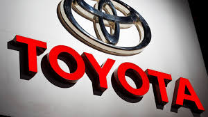 Toyota reports 19% profit in first quarter