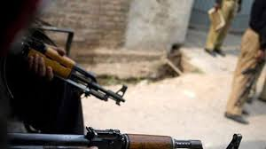 Two killed in firing incident