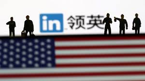 Chief US spy catcher says China using LinkedIn to recruit Americans