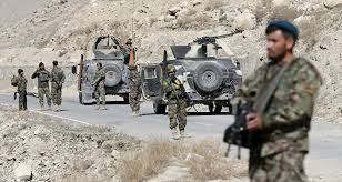 Military operations underway in Khak Jabar district of Kabul