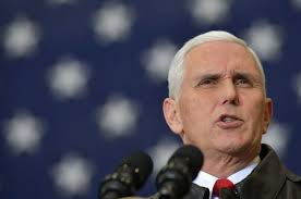 Pence calls for release of jailed Reuters journalists