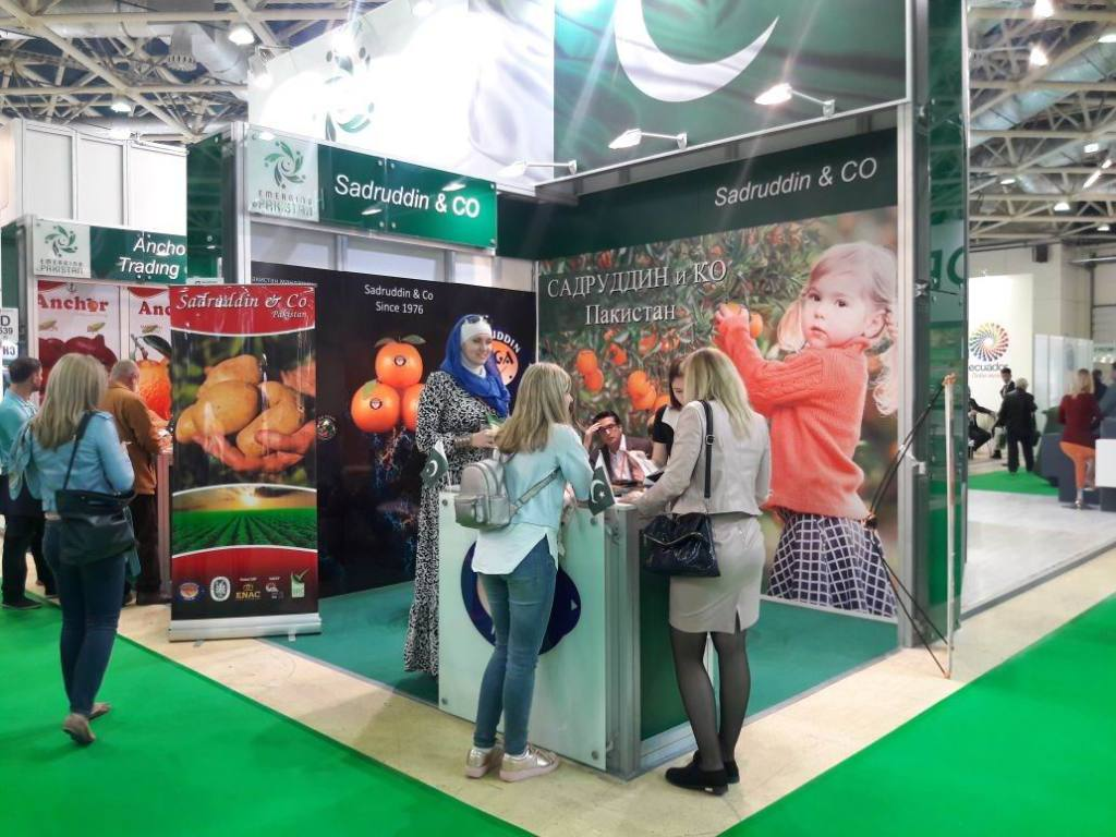 TDAP participates in World Food Moscow exhibition