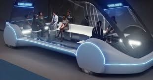 LA Hyperloop tunnel to be uncovered in December Musk