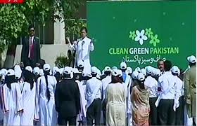 PM Imran inaugurates 'Clean and Green Pakistan' campaign in Islamabad