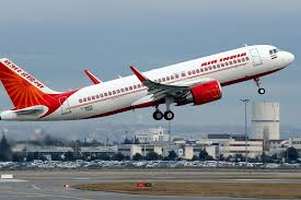 Air India plane hits building at Stockholm