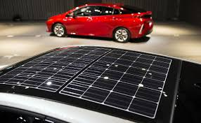 Hyundai and Kia to unveil their vehicles with solar panels