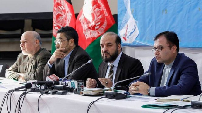 Afghan presidential election to be held on 20 April 2019