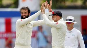 Moeen, Foakes star as England dominate SL