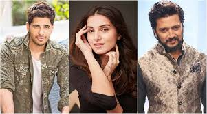 Sidharth Malhotra, Riteish Deshmukh and Tara Sutaria to be seen together in 'Marjaavaan'