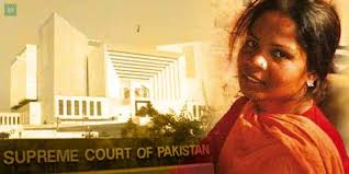 Apex court to announce its decision on review petition against Asia Bibi acquittal today