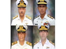 PN promotes 4 rear admirals to vice admiral position