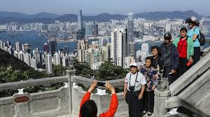 Chinese visitors drive Hong Kong's tourist numbers to record 65.1 million