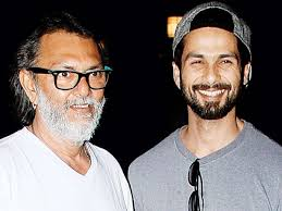 Rakeysh Omprakash Mehra and Shahid Kapoor to collaborate in next project