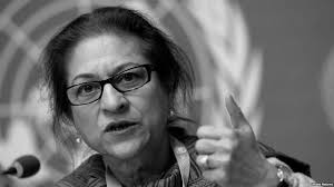 Remembering Asma Jahangir one first death anniversary