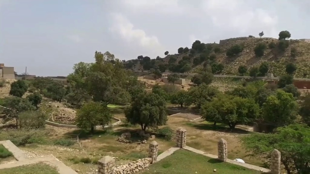 Sheikh Badin- A Neglected Hill Station that can promote tourism