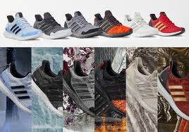 Addidas reveals its official 'Game of Thrones' collaboration
