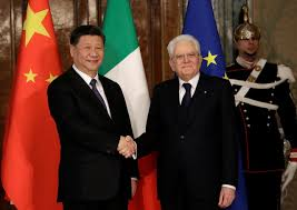 China, Italy looking to strengthen trade ties