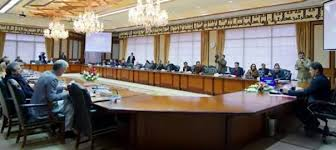 Federal cabinet meeting to discuss 20-point agenda today
