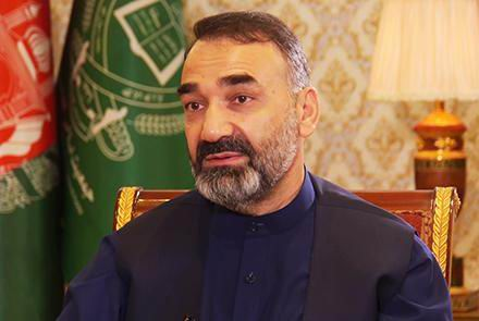 Noor warns he will not stay calm over Balkh tensions