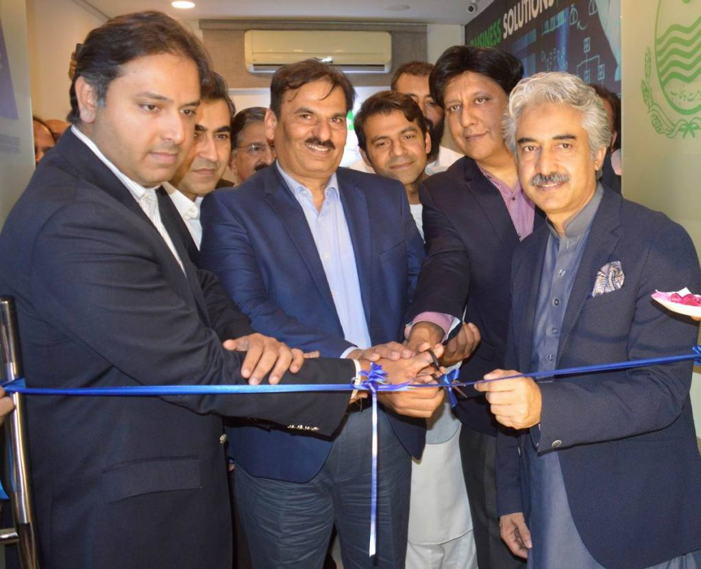 One window service center inaugurated