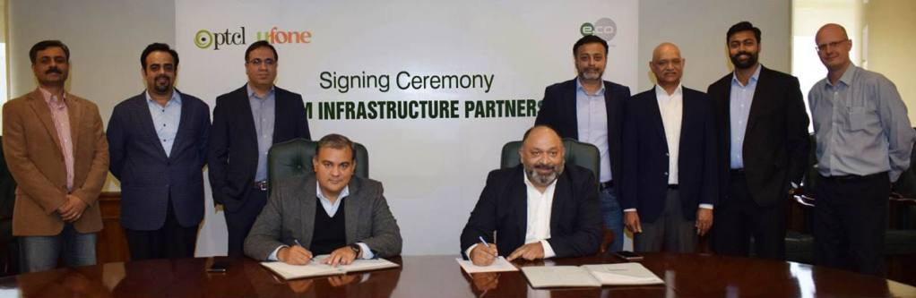 PTCL & Ufone, edotco collaborate to enhance Pak's connectivity capabilities