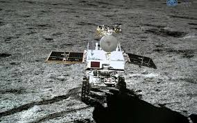 China plans to build moon base in 10 years