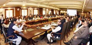 Federal cabinet to discuss 16-point agenda in today's meeting