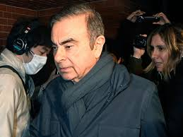 Japan court grants $4.5m bail to former Nissan boss Ghosn