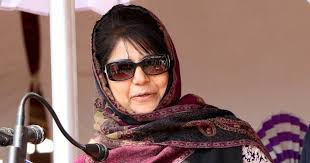 Modi scheming another attack against Pakistan, claims Mehbooba Mufti