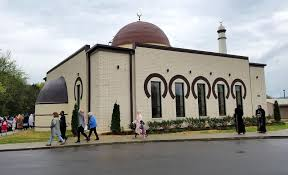 Ribbon cutting held for mosque in Bellevue