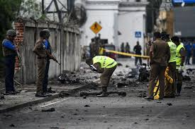 Sri Lankan Easter bombings, claimed by ISIS, show the group maintains influence even though its caliphate is gone