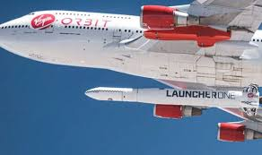 Virgin Orbit to launch small satellites for UK's RAF