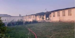 Girls school torched in Shakar Dara district