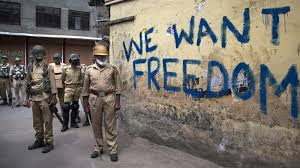 India's clampdown continues in IoK for 13th consecutive day