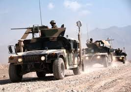 Military action leaves 40 terrorists dead in Ghor