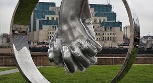 UK spy agency MI6 to