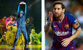 Barcelona to stage Messi circus