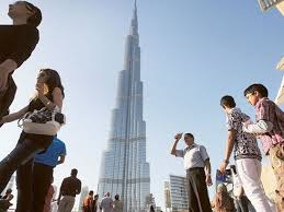 Dubai ranks 1st place where tourists spend the most per day