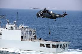 Pakistan Navy's role in multinational combined maritime forces
