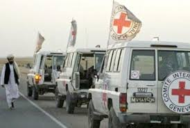 Taliban asks ICRC to resume activities