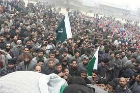 Thousands attend martyrs' funerals in IOK