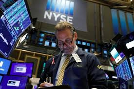 US stocks dip amid doubts on Brexit, China trade deal
