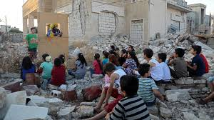 Over 29,000 children killed in Syria since 2011